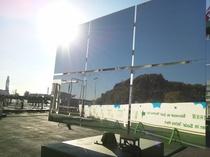太陽熱発電装置
